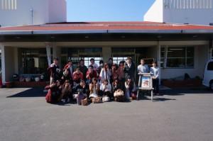 2014年3月21日から23日まで潮岬キャンプを行いました!3日目打ち上げ☆