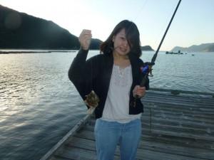 秋キャンプで尾鷲に行ってきました!:海釣り