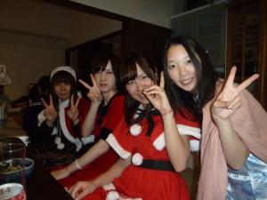 12月19日にクリスマスパーティーを行いました!