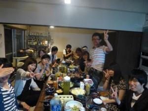 焼き肉パーティー