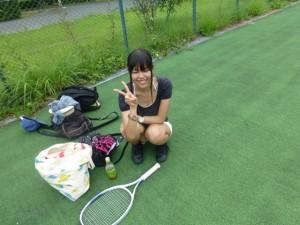8月31日(日)に湖水浴とバーベキューとテニス体験をしました!
