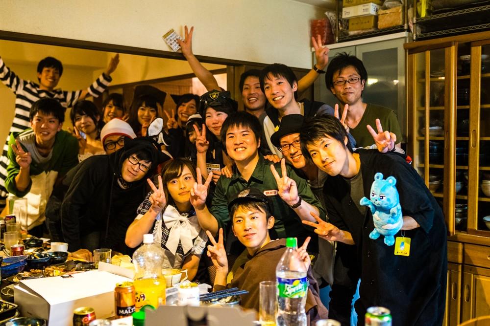 10月30日(日)にハロウィンパーティーを行いました!