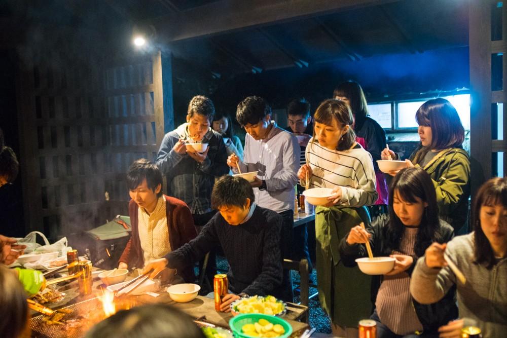 3月18-20日に日高川キャンプを行いました!